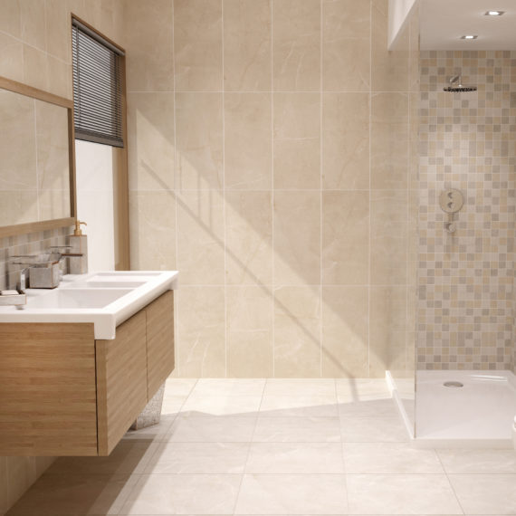 Sandstone Beige Top Quality Wall Johnson Tiles